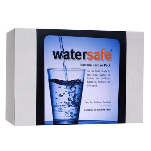 Watersafe® Bacteria Test 10 Pack